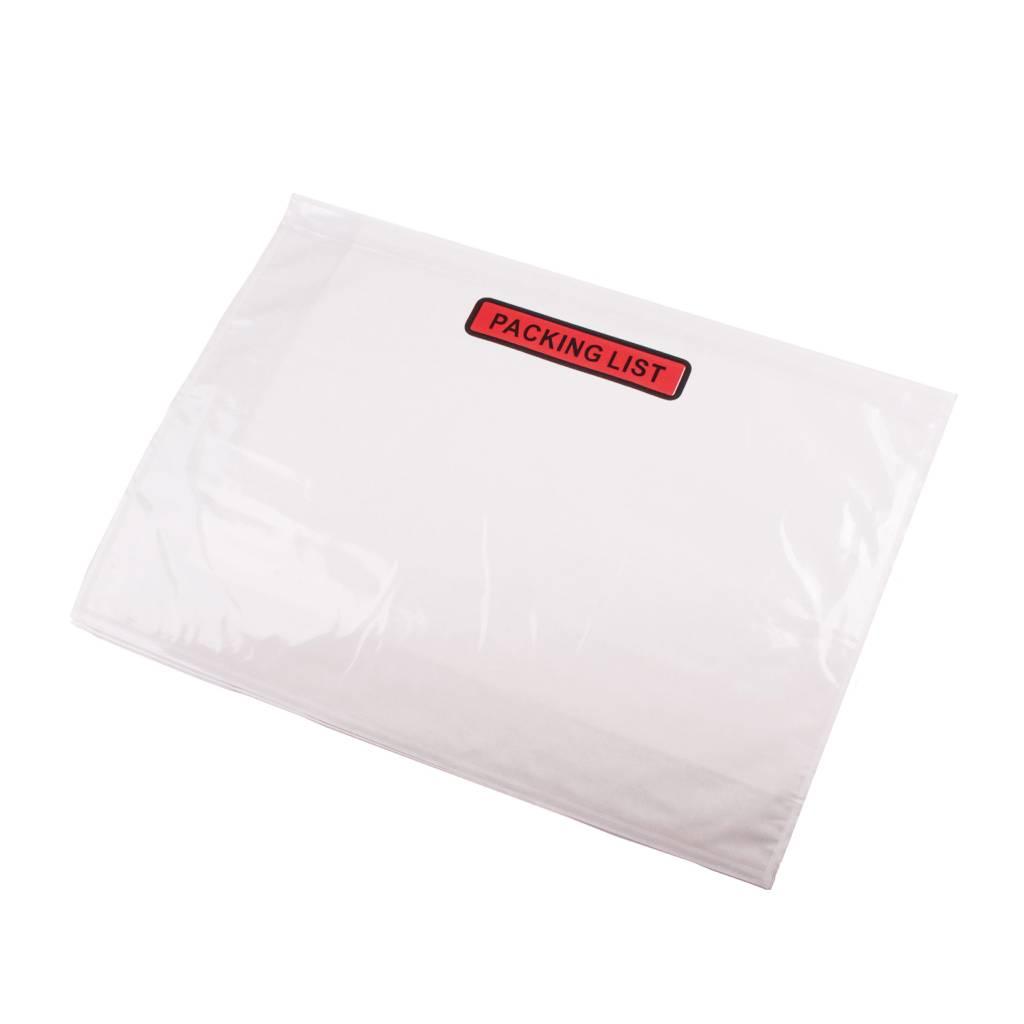 Paklijst envelop A4 Formaat - Packing List - pakje van 500 stuks