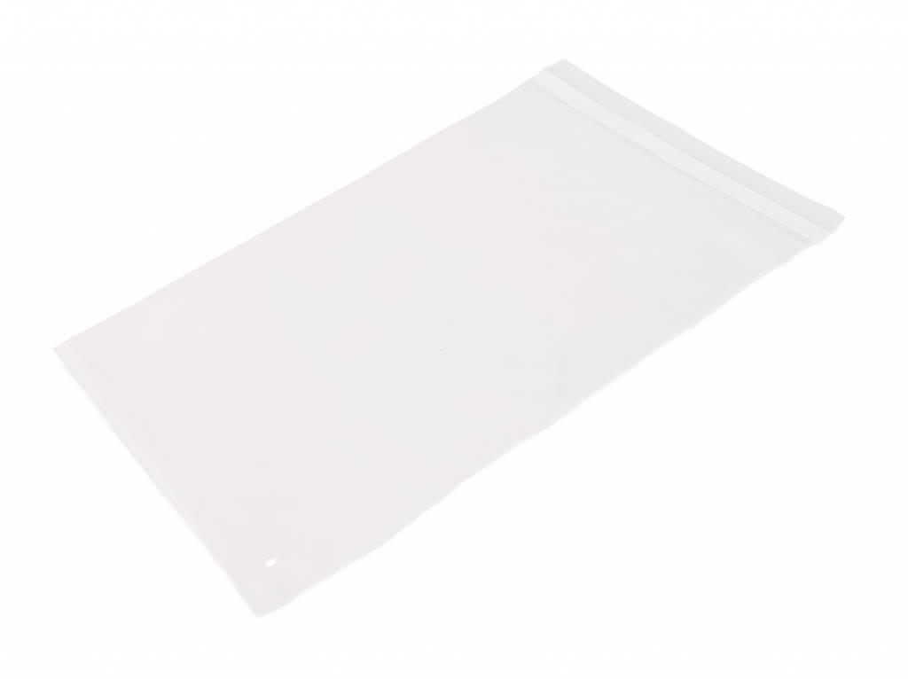 Mailing envelop 250 x 350 + 50 mm uit 70 micron LDPE pakje van 100 stuks