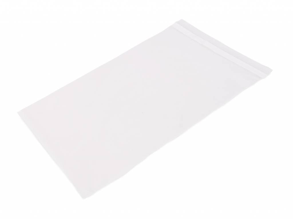 Mailing envelop 330 x 450 + 50 mm uit 50 micron LDPE pakje van 1000 stuks