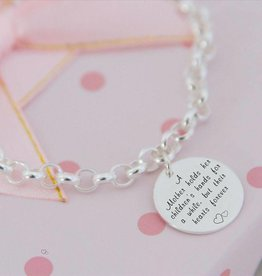 KAYA jewellery Silver Chain 'Mint' Mother