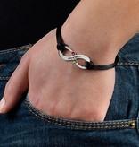 KAYA jewellery Birthstone bracelet 'infinity'
