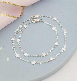 KAYA jewellery Sterling silver bracelets mom & me 'twinkle star'