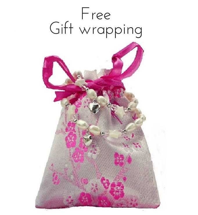 KAYA jewellery Cute gift set 'unicorn' earrings + ring