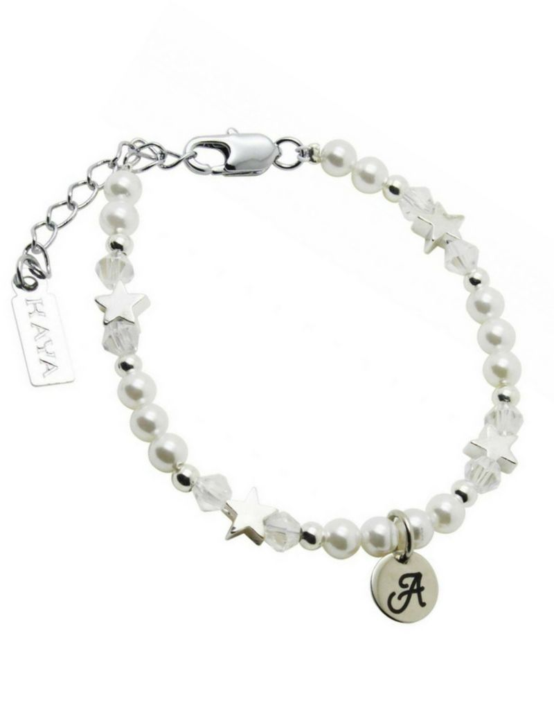 KAYA jewellery Charms with initials - to personalise your jewellery