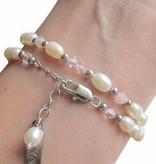 KAYA jewellery Mom & Me set 'Infinity Pink Luxury' key to my heart