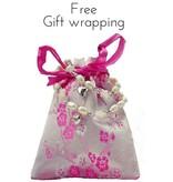 KAYA jewellery 'Cute Pink Crown' Stud Earring