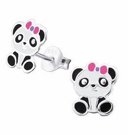 KAYA jewellery 'Cute Panda' Stud Earring