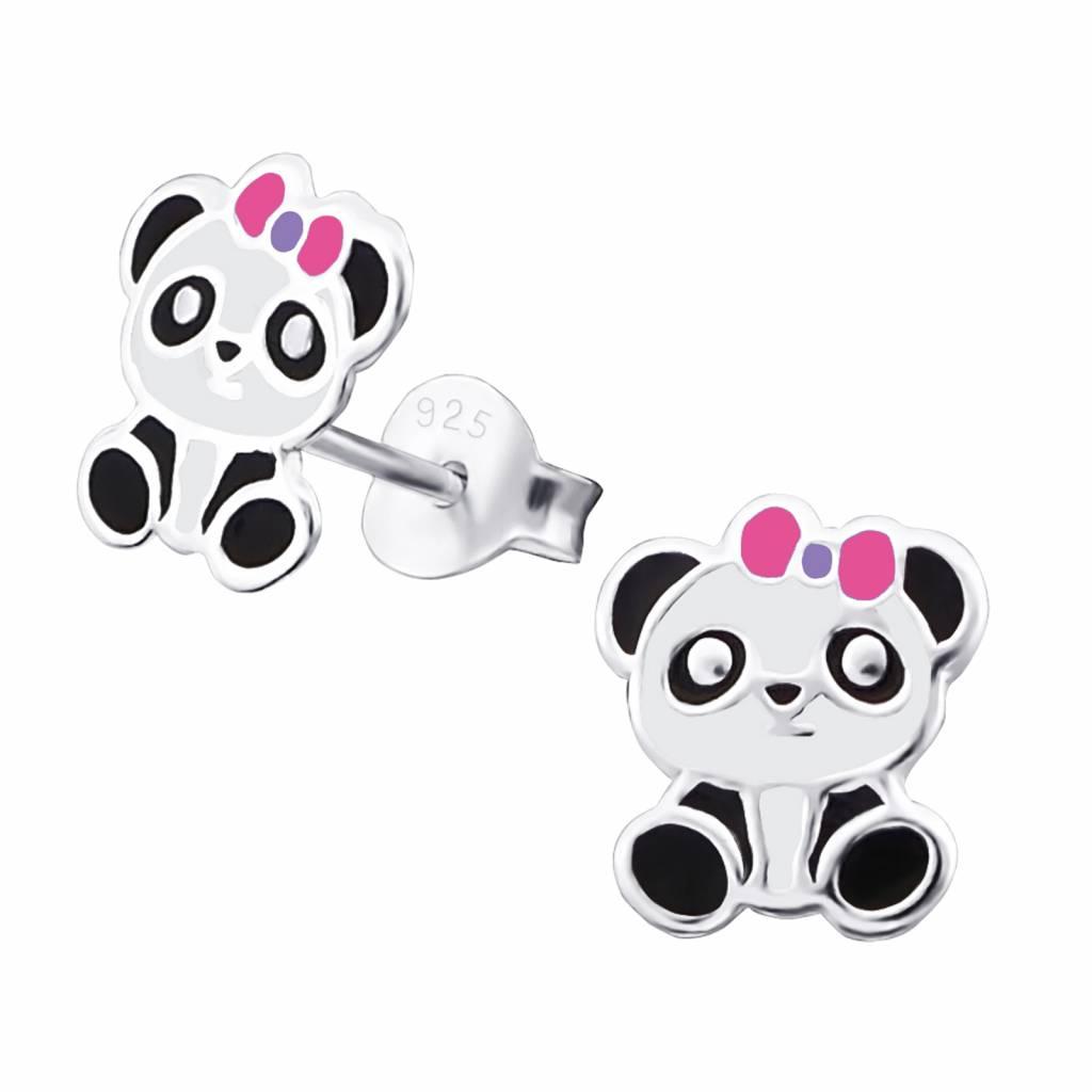 KAYA jewellery 'Cute Panda' Stud Earring