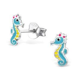KAYA jewellery 'Cute Seahorse' Stud Earring