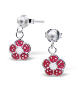 KAYA jewellery 'Cute Pink Flowers' Earrings