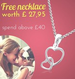 KAYA jewellery ♥ Mother's Day Promo ♥ Free silver necklace
