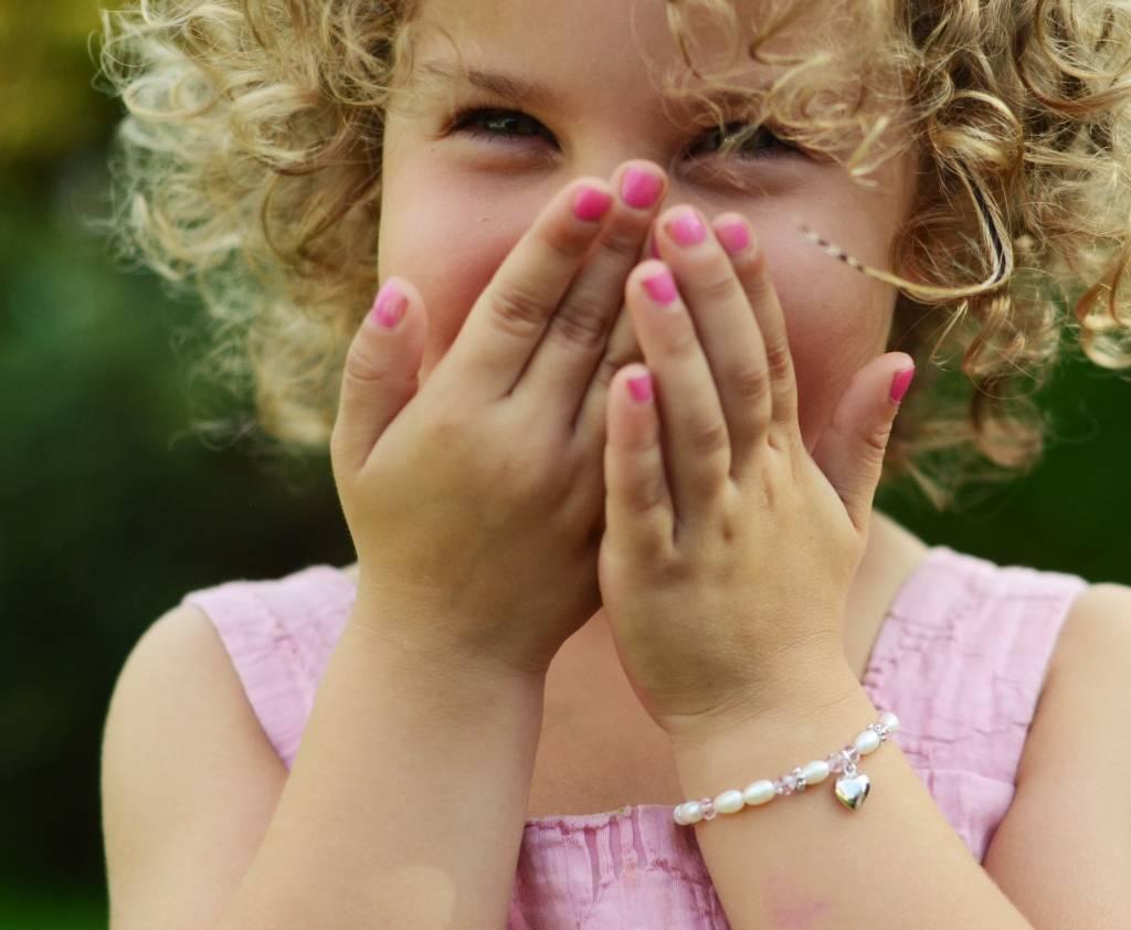 KAYA jewellery Silver Mum & Me Bracelets 'Little Diva' Love