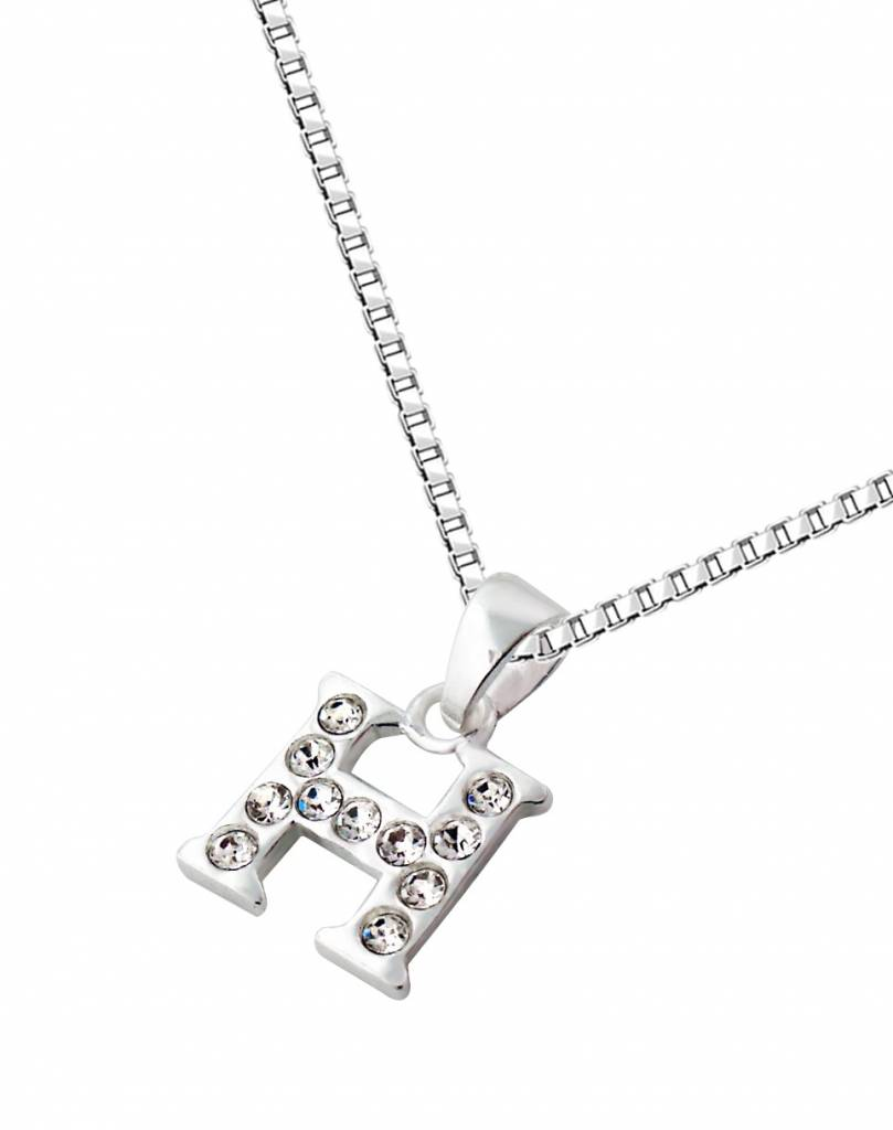 KAYA jewellery Sterling Silver Mum Necklace 'Close to you'