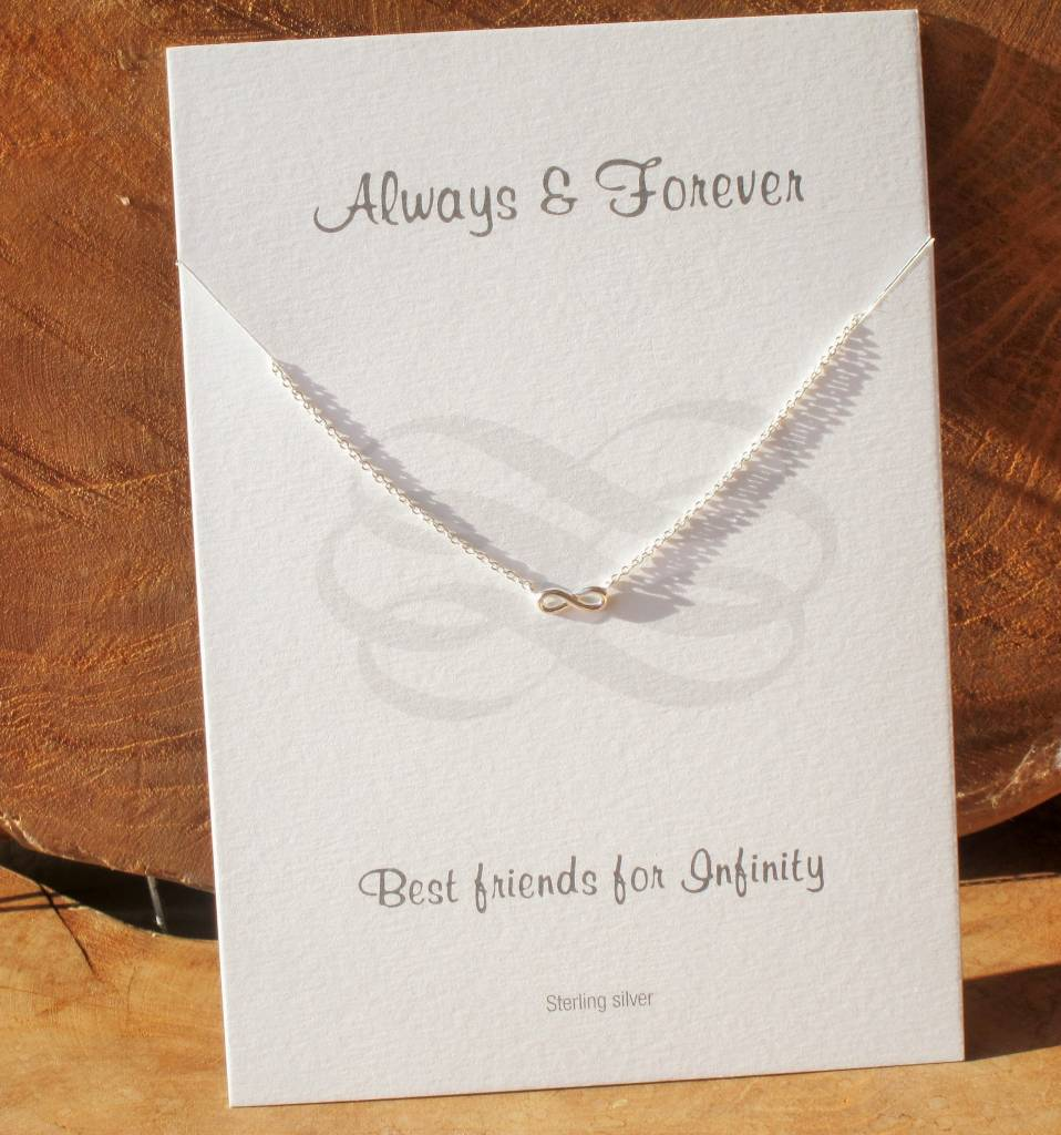 KAYA jewellery Jewellery Card 'Always & Forever'
