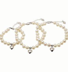 KAYA jewellery 3 Generations Bracelets 'Pure' with Heart