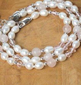 KAYA jewellery 3 Generations Bracelets 'Pink Bubbles'