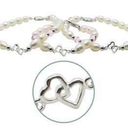 KAYA jewellery 3 Generations Bracelets 'You & Me forever'
