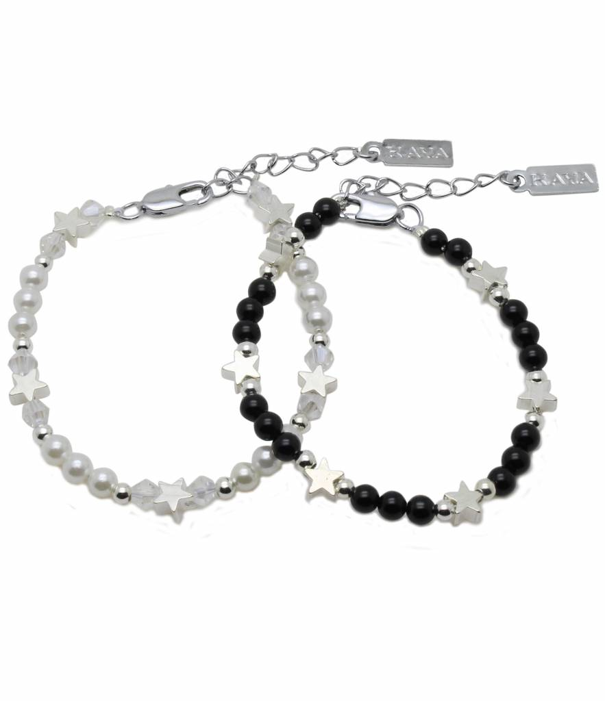 KAYA jewellery Brother & Sister Bracelet 'Shine Bright'