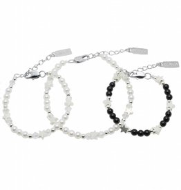 KAYA jewellery Mum & Daughter & Son Bracelet 'Shine Bright'