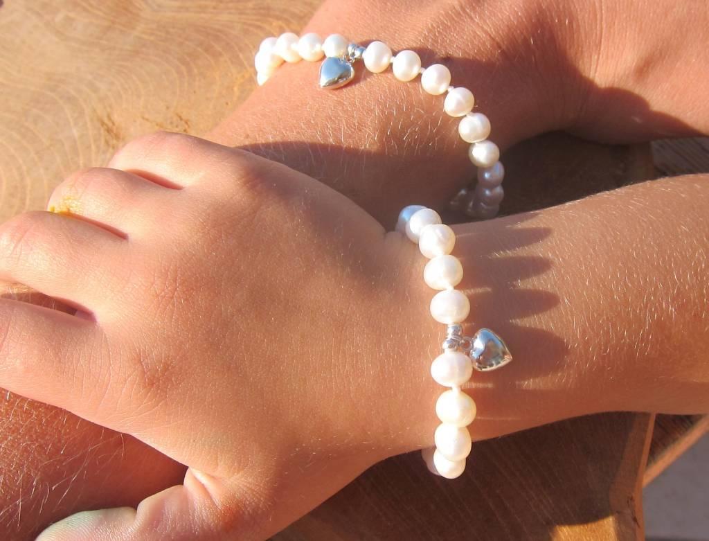 KAYA jewellery Silver Princess Bracelet 'Pure' Crown