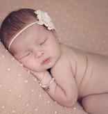 KAYA jewellery 3 Generations Bracelet 'Infinity White' Key - Heart