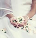KAYA jewellery Silver Girls Bracelet 'Pure' Crystal Cross