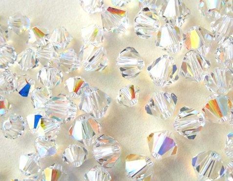 KAYA jewellery Luxury Double Christening - Communion Bracelet 'Infinity White' with Cross Charm