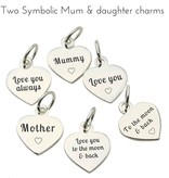 KAYA jewellery A lovely way to Personalise your Mum & Me Jewellery