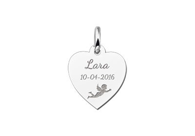KAYA jewellery Angel First Holy Communion Pendant Gift