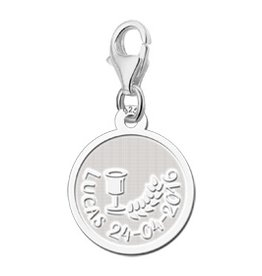 KAYA jewellery Names4ever First Communion Sterling Charm Gift