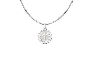 KAYA jewellery Sterling First Communion Silver Cross