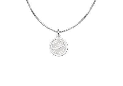 KAYA jewellery First Communion Charm with Angel