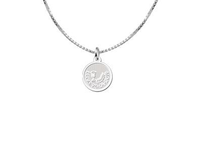KAYA jewellery Engraved Charm First Holy Communion