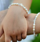 KAYA jewellery Silver Mom & Me 'you & me forever' Bracelet