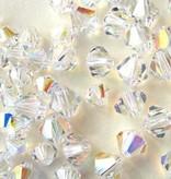 KAYA jewellery Silver Mom & Me 'Midnight Star' Heart Bracelet