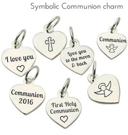 KAYA jewellery Communion Charms to Personalise your Jewellery