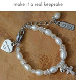 KAYA jewellery .925 Silver Charms to Personalise your Bracelet - Necklace