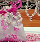 """KAYA jewellery Silver Mother Necklace """"The love between Mother and Daughter'"""