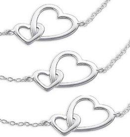 "KAYA jewellery Silver bracelets third generation ""Connected"""