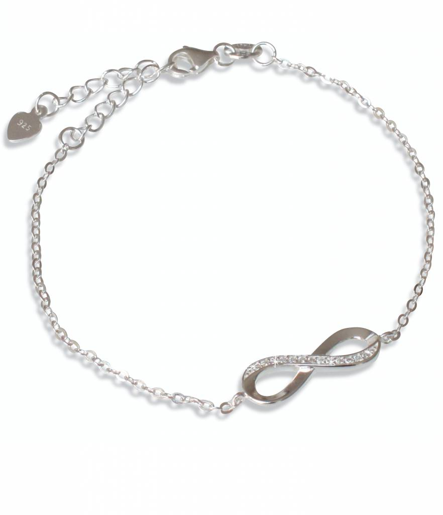 KAYA jewellery Silver Bracelet 'Infinity Forever'