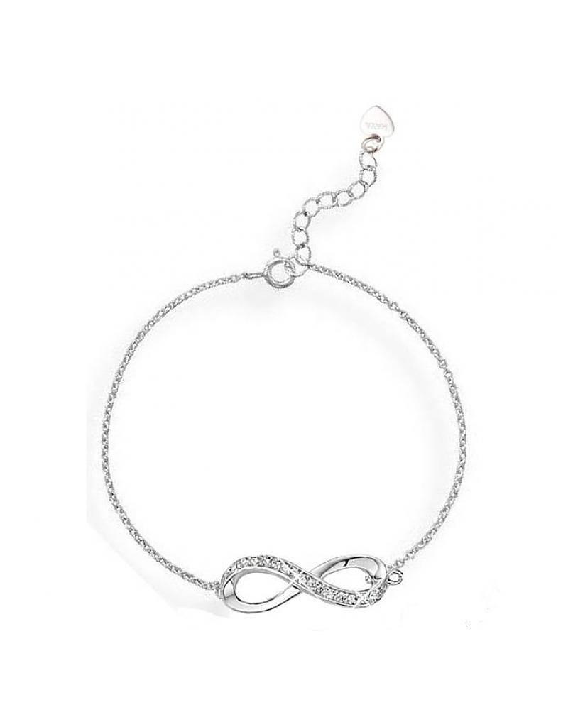 "KAYA jewellery Silver Infinity Mum Bracelet ""A Child"""
