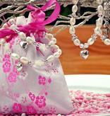 KAYA jewellery Sterling Silver Square Earrings