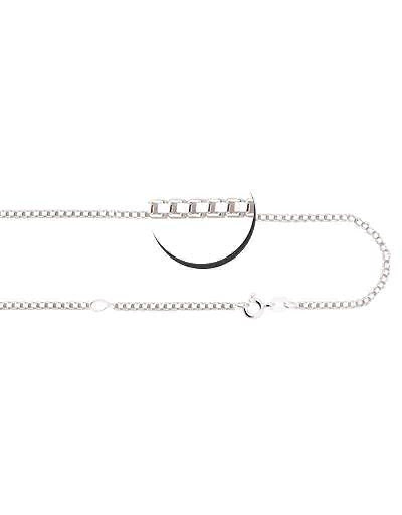 """KAYA jewellery Silver Necklace """"Squirrel"""" with First Name Engraving"""