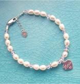 KAYA jewellery Personalized Bracelet 'Infinity'