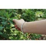 KAYA jewellery Silver bracelets set 'Cute Balls'
