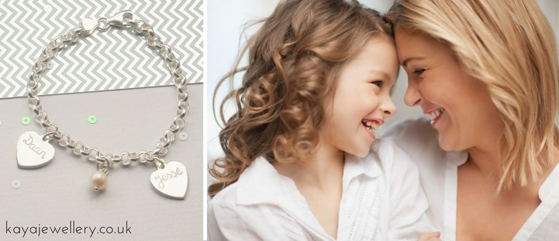 Mother daughter necklace – a jewellery piece that bonds