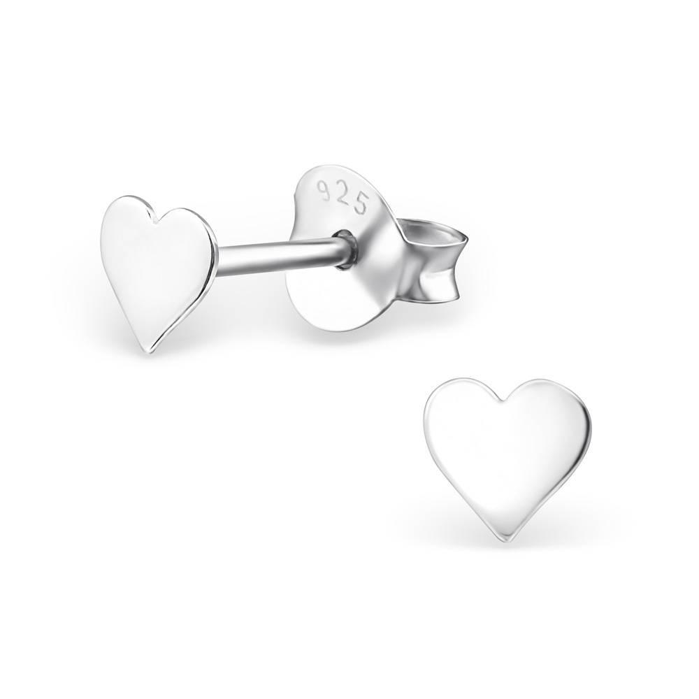 KAYA jewellery Heart-shaped Earrings
