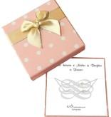 "KAYA jewellery Gift Box Speechless ""Mother & Daughter"""
