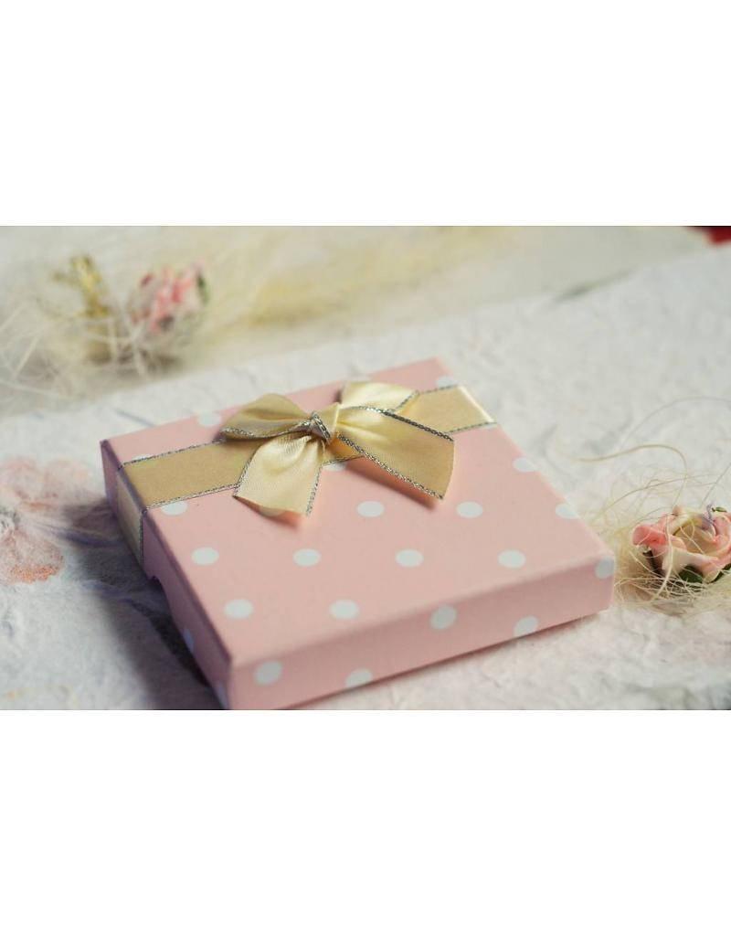 KAYA jewellery Gift Box Silver Bracelets 'Infinity' Mother Daughter
