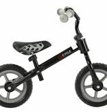 2Cycle Loopfiets zwart-grijs (1564)